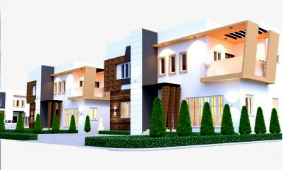 Tayan City Estate Plot